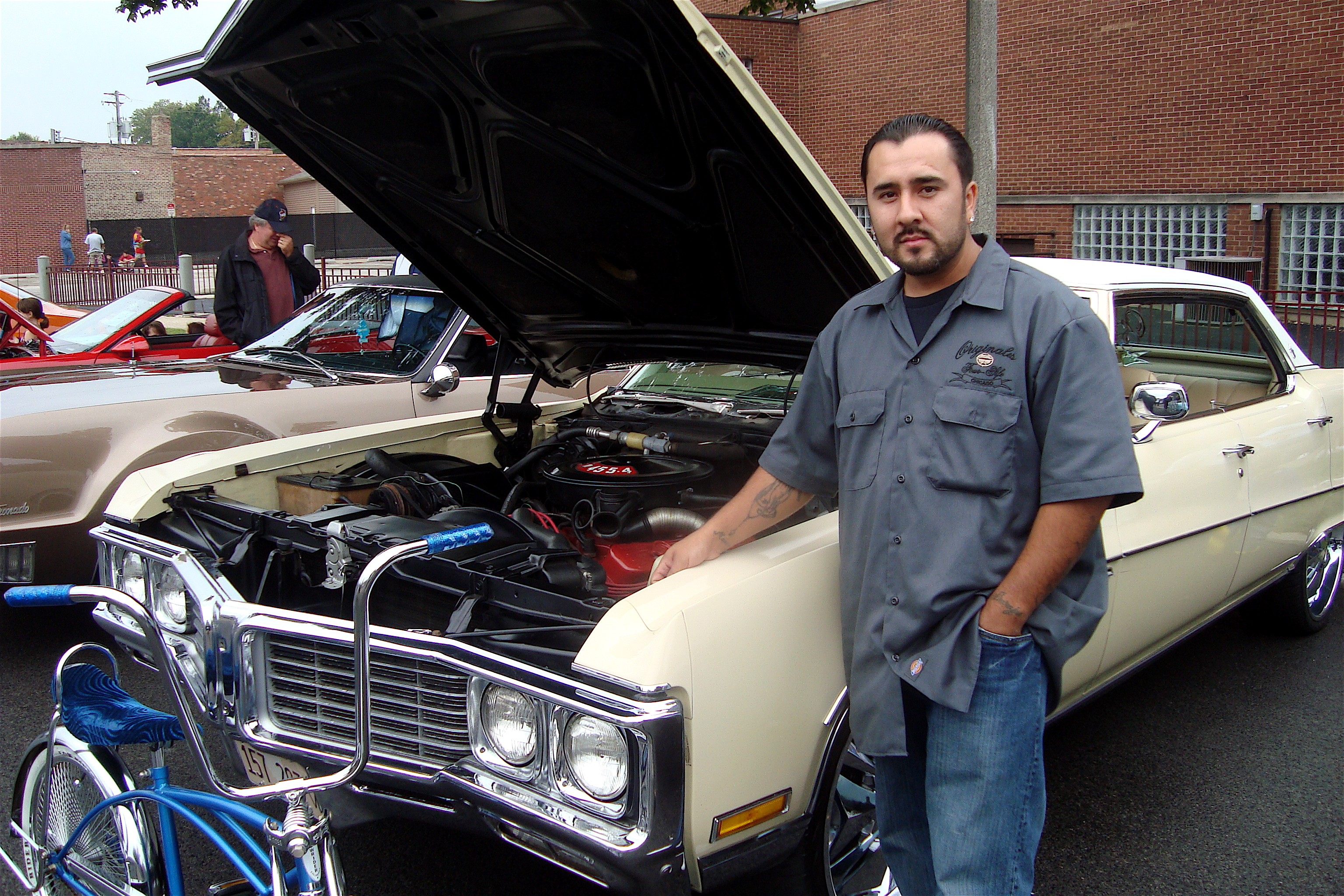 Cars On Parade At Route Car Show Berwyn News - Route 66 classic car show